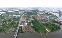 Đề xuất cắt 274 tỉ ở 4 tuyến đường Thủ Thiêm
