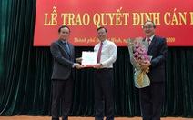 Thư ký Bí thư Nguyễn Thiện Nhân giữ chức Chánh Văn phòng Thành ủy TP.HCM