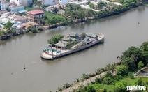 Mùa Vu lan viếng Miếu Nổi Phù Châu 200 tuổi nằm giữa sông Bến Cát - Sài Gòn