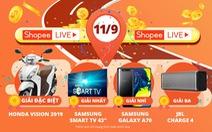Shopee và AirPay khởi động chương trình 'Thử Thách Săn Sale - 9 Ngày Vàng'