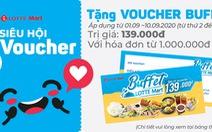 Lotte Mart Gò Vấp: Tưng bừng khuyến mãi 'Đồng hành cùng bạn, nhẹ gánh chi tiêu'