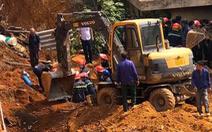 Sạt lở đất ở Việt Trì, 4 người tử vong