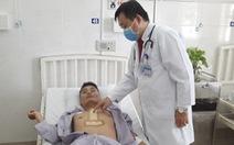 Xuyên đêm cứu sống bệnh nhân vỡ tim hiếm gặp