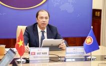 Bộ quy tắc ứng xử ở Biển Đông tiếp tục là ưu tiên của ASEAN