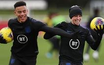 Sự hào nhoáng giả tạo của tuyển Anh