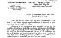Quận 12 cảnh báo thông tin có cá sấu trên sông Sài Gòn