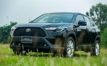 Toyota Corolla Cross bản tiêu chuẩn 1.8G: đáng 'đồng tiền bát gạo'?