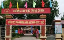Vụ sáp nhập trường ở Thanh Hóa: Đầu tuần tới học sinh trở lại trường