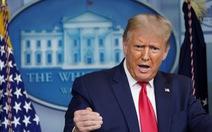 Ông Trump không cho Tiktok thêm thời gian để bán mình