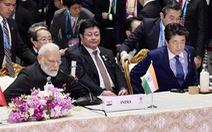 Giữa căng thẳng Ấn - Trung, Ấn bất ngờ ký thỏa thuận quân sự với Nhật