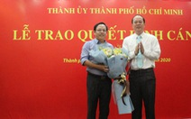 Chủ tịch HĐQT Saigon Co.op Diệp Dũng được điều động về HFIC