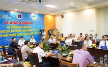 Ngồi ở Hà Nội, khám bệnh ở đảo Cô Tô, Phú Thọ...