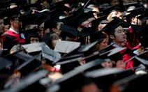 Sinh viên Trung Quốc ngại du học Mỹ