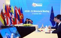 EU và Ấn Độ nhấn mạnh tầm quan trọng của luật pháp quốc tế ở Biển Đông