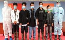 Trung Quốc thả 5 người Ấn Độ nghi 'nhân viên tình báo cải trang thợ săn'