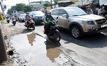 Chỉ 5,7km đường Phạm Văn Bạch, 13 năm mở rộng chưa xong