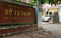 Một cán bộ Trung tâm dịch vụ đấu giá tài sản tỉnh Thái Bình bị bắt vì tham ô