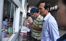 Ông Hứa Ngọc Thuận nói gì về việc chậm đấu thầu mua thuốc?