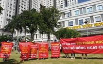 Gần 30.000 căn hộ ở TP.HCM 'tắc sổ hồng' do tắc tiền sử dụng đất