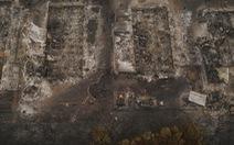 Thời tiết thay đổi đem lại hi vọng kiểm soát cháy rừng tại Mỹ