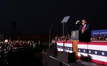 Ông Trump tung hỏa mù: Sẽ thảo luận để làm tổng thống thêm 2 nhiệm kỳ