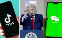 Ông Trump cấm WeChat, công ty Mỹ tại Trung Quốc lại lo