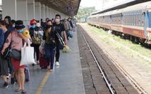 Đường sắt bắt đầu nhận đăng ký mua vé tàu tập thể Tết Tân Sửu 2021