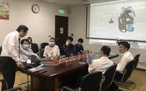 Mũ chống COVID-19 của học sinh Việt giành giải vàng thi đổi mới sáng tạo quốc tế