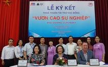 MM Mega Market Việt Nam tài trợ học bổng 'Vươn Cao Sự Nghiệp'