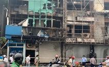 Eximbank tạm ngưng hoạt động phòng giao dịch bị cháy