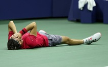 Dominic Thiem ngược dòng 'khó tin' để vô địch Giải Mỹ mở rộng
