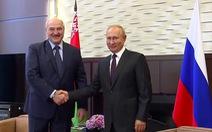 Belarus không loại trừ việc phản ứng bằng vũ lực trước các 'đe dọa quân sự'