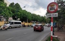 Hà Nội cấm taxi, xe hợp đồng trên 10 tuyến phố