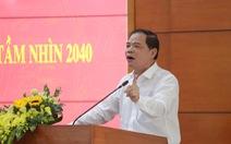 Bộ trưởng Nguyễn Xuân Cường: Thực phẩm trông vào thịt heo thì rủi ro cao