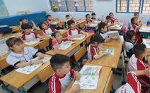 Trẻ vào lớp 1: đừng để hệ lụy về sau