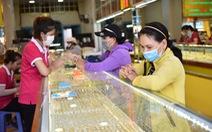 Giá vàng tăng lên lên 55,5 triệu đồng/lượng