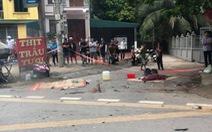 Tài xế xe 7 chỗ tông chết 3 cô gái đã ra trình diện
