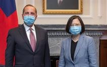 Cố vấn Mỹ dự báo: Trung Quốc chưa thể tấn công Đài Loan ngay lúc này