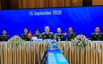 Việt Nam chủ trì họp Cục trưởng tác chiến ASEAN