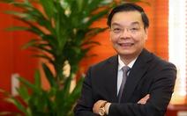 Công bố bộ trưởng Chu Ngọc Anh làm phó bí thư Thành ủy Hà Nội