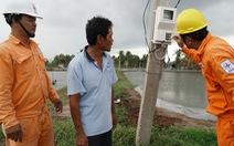 EVNSPC tăng cường hoạt động phòng chống tai nạn điện mùa mưa bão