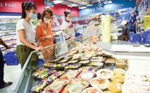 Vào siêu thị sắm hàng rẻ, yên tâm về sức khỏe