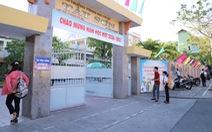 Vừa đi học lại sau COVID-19, học sinh Đà Nẵng lại nghỉ vì bão