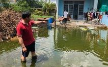Ngập gì mà ngập hơn nửa tháng, dân Xuân Thới Đông có người đi nơi khác ở tạm