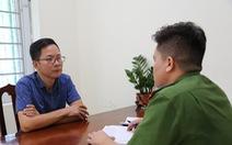 Phó Ban tuyên giáo huyện Tam Đảo viết đơn nặc danh vu khống nhiều lãnh đạo