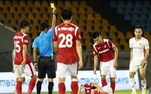 Nhận thẻ vàng lãng xẹt, Khắc Ngọc nghỉ đá chung kết Cúp quốc gia 2020