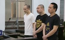 Nhóm bị cáo Trung Quốc giết đồng hương tại Nha Trang lãnh án