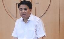 Ông Nguyễn Đức Chung xin tại ngoại để điều trị ung thư