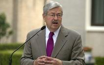 Đại sứ Mỹ tại Trung Quốc lần đầu lên tiếng về việc đột ngột từ chức