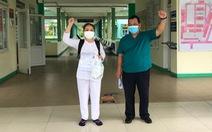 Bệnh nhân COVID-19 cuối cùng ở Bệnh viện Phổi Đà Nẵng ra viện